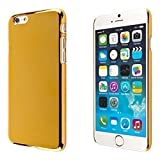 ECENCE Apple iPhone SE / 5 5S hard shell custodia protettiva rigido case cover effetto cromo 11030507