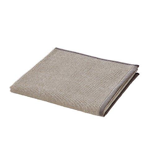 möve Relax Handtuch Querrippe mit Hoch- / Tief- Struktur 50 x 100 cm aus 100 {57d564907a4869df06395bf6580e3afe1641c66fbf00d67acea731767f9689e9} Baumwolle, nature / beige
