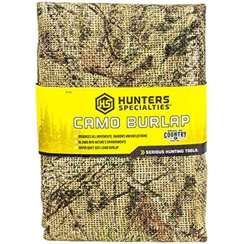 Hunters Specialties Camo Burlap, Mossy Oak Break-Up Country by Hunter's Specialties