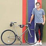 SINMENG Fahrradschloss mit Zahlen | bike lock | fahradschloß | zahlenschloss fahrrad | bicycle lock | kinderfahrradschloss | kettenschloss | zahlenschloss | fahrrad schloß 6mmx900mm Schwarz Vergleich