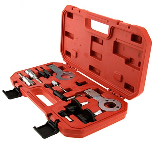 12tlg Motor Nockenwelle Wechsel Werkzeug Einstellwerkzeug Set Für Fiat Vauxhall Opel