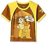 Chhota Bheem Boys' T-Shirt (890415784366...