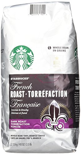 Starbucks Whole Bean French Roast Coffee - 1.13kg (2.5lb)