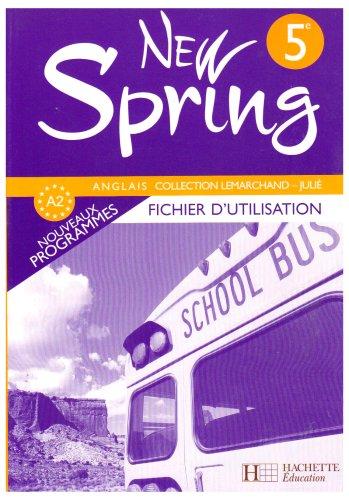 New Spring 5e : Fichier d'utilisation