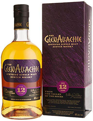 GlenAllachie 12 Jahre (1 x 0,7l) -