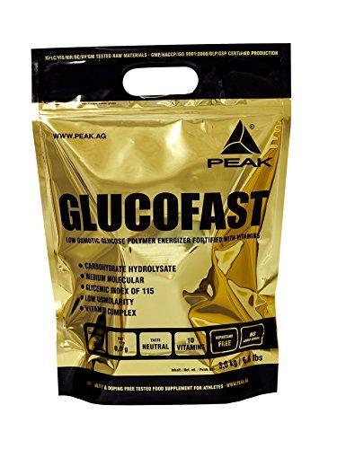 esn maltodextrin Peak Glucofast Neutral, 1er Pack (1 x 3,05 kg)