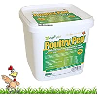 Poultry Pep 500g Chickens Poultry Duck Spice Vitamin powder Tonic vit boost