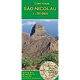 Cabo Verde: Sao Nicolau 1 : 50000 (Serie di carta escursionistica per Capo Verde)