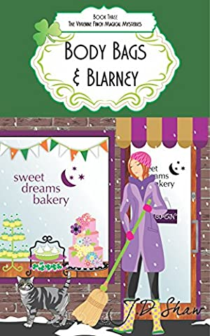 Body Bags & Blarney (Vivienne Finch Magical Mysteries Book 3)