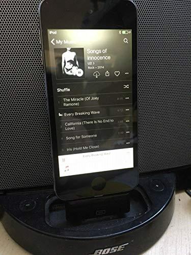 8-Pin auf 30-Pin-Adapter für Bose Sounddock Series 2 und iPod Touch 5th Generation - Schwarz Bose Ipod