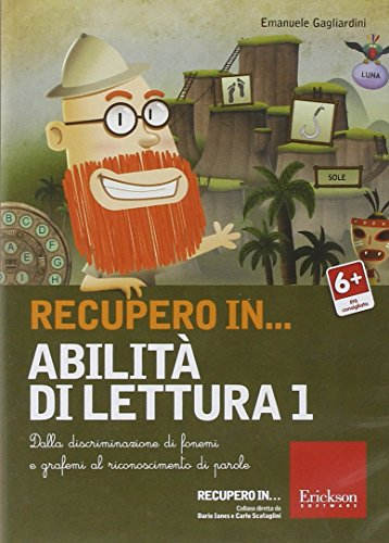 Recupero in. abilità di lettura. CD-ROM: 1