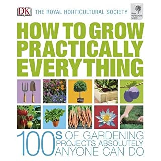 RHS How to Grow Practically Everything (Dk/Rhs)