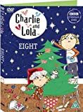 Charlie And Lola - Volume 8 (Digibook Edition) [DVD]