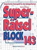 Superrätselblock 143...