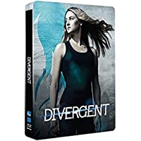 Divergent Limited Exclusive Steelbook Blu-Ray