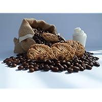 Café con sabor a galletas y crema, Filtro, ...