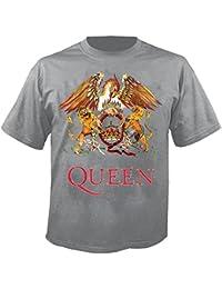 QUEEN - Classic Crest - T-Shirt