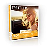 Buyagift Treat Her Gift Experiences Box - Over 2600 Gifts for Her, Spa Packages, Afternoon Tea, for Her