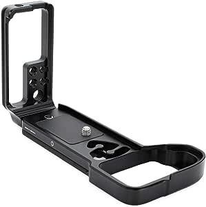 Stabil Lsiv L Platte Halterung Für Sony A7riv Schwarz