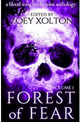 Forest of Fear: A Mini Anthology of Halloween Horror Microfiction Paperback