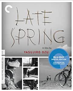 Criterion Collection: Late Spring [Blu-ray] [1949] [US Import]