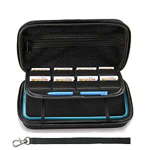 Custodia per Nintendo New 3DS XL / New 2DS XL, TPFOON Case Rigida da Viaggio per le Console Nintendo DS (3DS / 3DS XL / New 3DS XL / New 2DS XL)