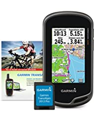 Garmin Oregon 600 Plus Transalpin V4 Pro Micro-SD GPS Outdoor Navi mit 3-Zoll-Touchscreen und Active Routing