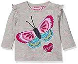 Desigual Baby-Mädchen Langarmshirt TS_Leticia, Grau (Gris Vigore Claro 2042), 68 (Herstellergröße: 12)