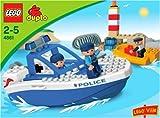 LEGO Duplo Ville 4861 - Polizeiboot