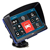 Truck Sat Nav Systems GPS navigation for Car Xgody 886 Commercial 7 inch