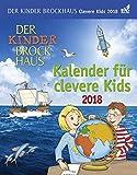 Der Kinder Brockhaus Kalender für clevere Kids - Kalender 2018 - Thomas Huhnold