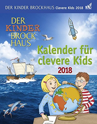 Der Kinder Brockhaus Kalender für clevere Kids - Kalender 2018