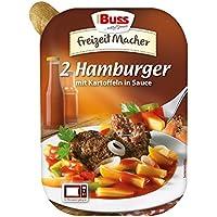 Buss 2 Hamburger mit Kartoffeln in Sauce, 300 g