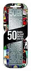 50 Books' Bookmark