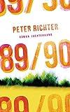 '89/90: Roman' von Peter Richter