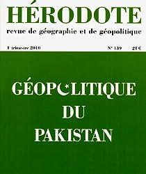 Géopolitique du Pakistan