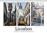 Lissabon - Straßen- & Standseilbahnen (Wandkalender 2018 DIN A4 quer): Straßenbahnen, Standseilbahnen und der Aufzug in Lissabon (Monatskalender, 14 ... Orte) [Kalender] [Apr 01, 2017] Herm, Olaf