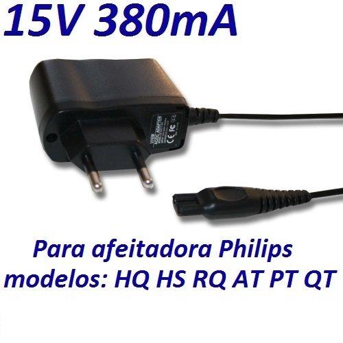 Ladegerät Aktuelle 15V Ersatz für Rasierer Philips QT-Serie PT-Serie HQ-Serie RQ-Serie. Ersetzt HQ8505 CRP136 Netzteil Replacement