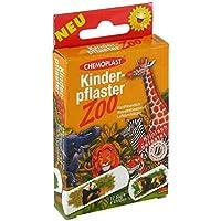 WUNDmed® 02-064 Pflaster 10 Stück Motiv-Pflaster Kinderpflaster ( Zoo ) preisvergleich bei billige-tabletten.eu