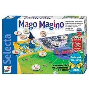 Selecta - 3574 - Jeu de Plateau - Mago Magino