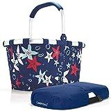 reisenthel Set carrybag aquarius +cover navy