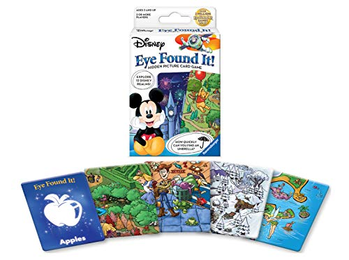 Frog Eye Found it Card Game