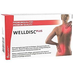 plantoCAPS® WELLDISC® PLUS   Bandscheiben Kapseln für Ihren Rücken