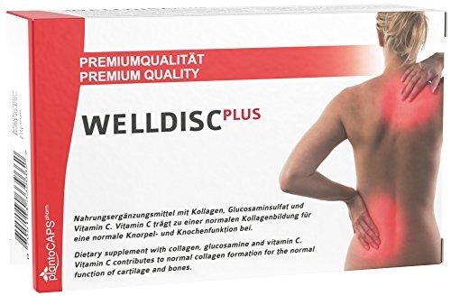 plantoCAPS WELLDISC PLUS | Bandscheiben Kapseln für Ihren Rücken