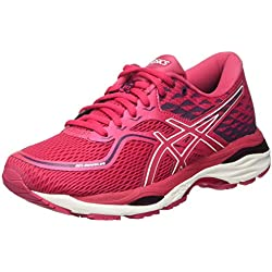 Asics T7B8N2001, Zapatillas de Running Para Mujer, Rosa (Cosmo Pink/White/Winter Bloom), 40 EU