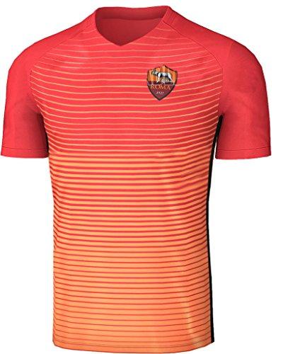 2016-2017-comme-roma-trikot-diy-nom-et-numero-a-la-troisieme-football-soccer-jersey-kit-en-orange-mo