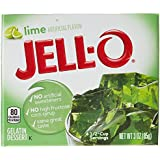 Jello Gelée au Citron Vert 85 g