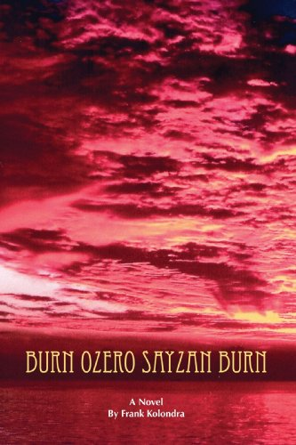 Burn Ozero Sayzan Burn Cover Image