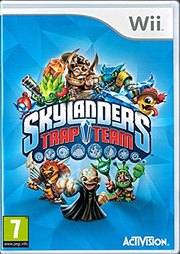 Skylanders Trap Team REPLACEMENT GAME ONLY for Wii by Activision
