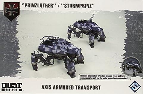 Dust Tactics - Dust Tactics: Axis Armored